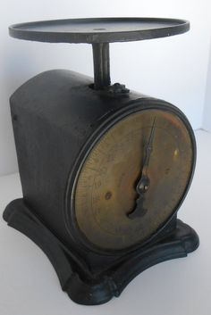 Vintage John Chatillon and Sons Scale Iron wih by StoreFourandMore