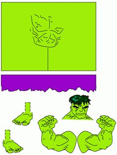 wc rol The Hulk Craft Activities For Kids, Crafts For Kids, Arts And Crafts, Diy Crafts, Craft Ideas, Roman, Toilet Paper Roll Crafts, School Projects, Paper Dolls