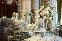 Centerpieces are always amazing! #blisschicago #weddings #florals #roses #elegant #romantic #obsessed