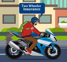 Give wings to your Long driving dreams.Compare before your buy right two wheeler Insurance before you hit the highway.
