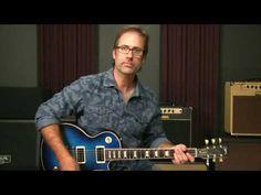 Blues Guitar Lesson - 9th Chords For Blues Rhythm Playing - YouTube
