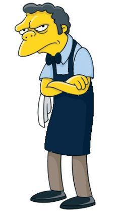 Moe Best 90s Cartoons, Funny Cartoons, The Simpsons, Los Simsons, Simpsons Drawings, Simpsons Characters, Homer Simpson, Marker Art, Futurama