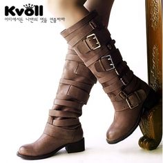 Of course this shoe doesn't come in my size. Still I wonder if I could make spats out of old belts...