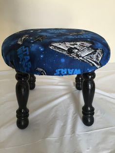 ELLES CAGE children stool. STARWARS $35