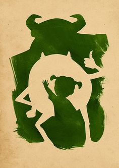 Walt Disney Pixar Monsters Inc. minimalistischen Filmposter - Walt Disney Pixar Monsters Inc. minimalistischen Filmposter Informations About Walt Disney Pixar Mon - Pixar Poster, Poster Marvel, Marvel Movie Posters, Disney Movie Posters, Film Posters, Walt Disney Pixar, Disney Pixar Movies, Disney Memes, Disney Art