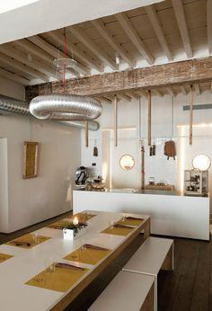 LaCucina restaurant by Archiplan Studio, Mantova   Italy store design