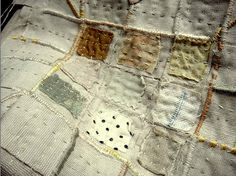 Jude Hill via Flickr. Fantastic layering and stitching.