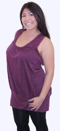 Mommy Paradise Maternity Top Grape 3367 - 2XL Mommy Paradise. $24.99