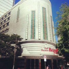Cine Theatro Brasil Vallourec em Belo Horizonte, MG