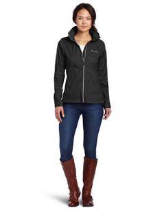 Columbia Women's Switchback II Jacket, Black, X-Small $28.70