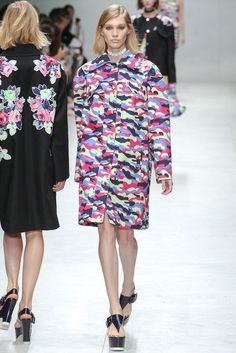 Carven Spring 2014 Ready-to-Wear Collection