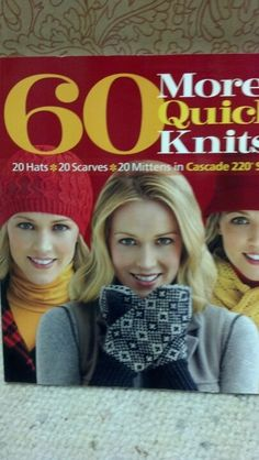 17d37e4ab9446 Great quick knits. Connie · Knitting  Books