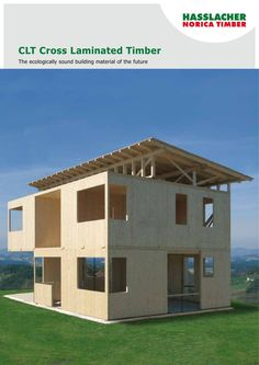 Cross-laminated timber - brochure