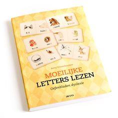 Moeilijke letters lezen - Oefenbladen dyslexie - Kinderen met dyslexie hebben veel extra oefening nodig om te leren lezen. Gebruik deze werkbladen als hulpmiddel om het lezen te automatiseren.