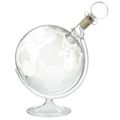 WINE GLOBE DECANTER - not a craft. But holy crap this is the coolest thing ever.