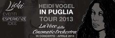 Heidi Vogel In Puglia - April 2013