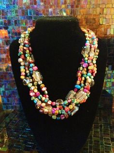 The Mackenzie necklace by EmilyGailCollections on Etsy, $55.00