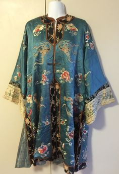 Antique Qing Dynasty RARE Turquoise dark Forbidden by BerylAntique