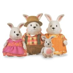 Camomille HOPPINGOODS RABBIT FAMILY