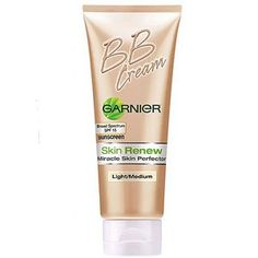 Garnier BB Cream. It brightens, hydrates, evens out skin tones and protects. $11, Target.