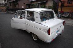 MITSUBISHI / Minica 360 / 1962