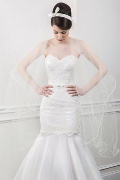 Wedding Dresses for the Bridal Runway Trend - MODwedding