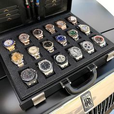 Watch and car game strong Which watch is your fav? Contact us for pricing