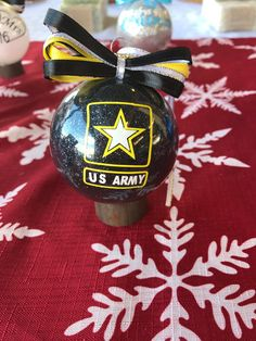 Army Ornament us army ornament military ornament army gift