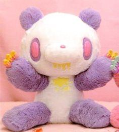 *Pastel colored Gloomy Bear