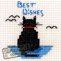 Special Occasions Cross Stitch Kit - Best Wishes