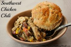 Easy Crock Pot Meals: Southwest Chicken Chili