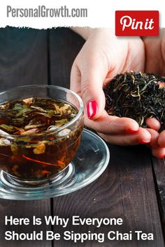 Here Is Why Everyone Should Be Sipping Chai Tea
