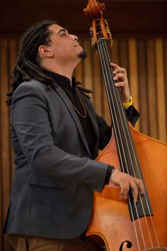 Born 14 July 1992 Cape Town, South Africa    Bassist and composer Benjamin Jephta (23) has already made a name for himself as one of Sou...