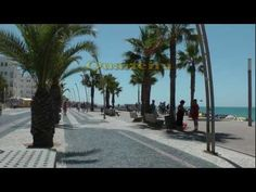 ▶ Algarve - Quarteira - Vilamoura (HD) - YouTube Portugal, Algarve, Places To Travel, Places Ive Been, Street View, City, Beach, Water, Youtube