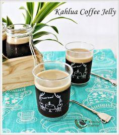 Kahlua Coffee Jelly | Anncoo Journal