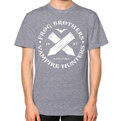 FROG BROTHERS 1987 Unisex T-Shirt (on man)