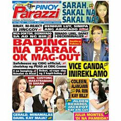 Pinoy Parazzi Vol 7 Issue 33 March 05 -06, 2014 http://www.pinoyparazzi.com/pinoy-parazzi-vol-7-issue-33-march-05-06-2014/