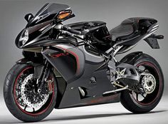 MV Augusta's Limited Edition F4CC superbike