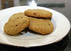 These old-fashioned black walnut cookies are made with butter and brown sugar. The cookies are dipped in granulated sugar before baking. Walnut Recipes, Tart Recipes, Candy Recipes, Sweet Recipes, Cookie Recipes, Snack Recipes, Dessert Recipes, Desserts, Sour Cream Cookies