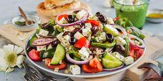 Raus og mettende gresk salat   Coop Mega