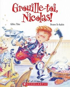 Where's my hockey sweater?, by Gilles Tibo ; illustrations by Bruno St-Aubin. Hockey Gear, Hockey Mom, Really Funny, The Funny, Hockey Sweater, Cross Country Skiing, My Buddy, Album, Worlds Of Fun