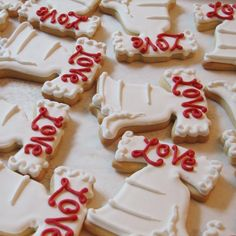 Love and Liberty Cookie Favors from Whipped Bakeshop