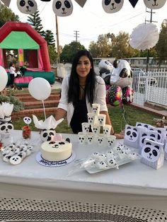Pin De Sofiagancio En Decoracion Pinterest Panda Birthday Party