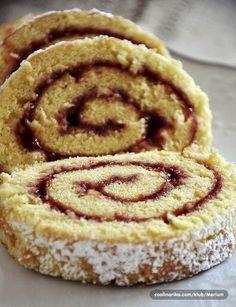 Bosnian Recipes, Croatian Recipes, Baking Recipes, Cookie Recipes, Dessert Recipes, Torte Recipe, Strawberry Recipes, Sweet Cakes, No Bake Cake