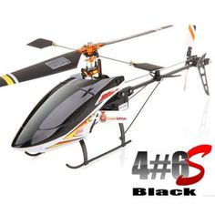 Shop By Brands :: Walkera Helicopters :: Walkera 4#6S RC Helicopter 4 Channel Helicopter - RC Helicopter Select: Top Radio Control Helicopters from Top Brands
