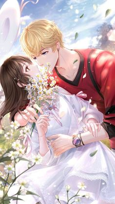 Couple Anime Manga, Anime Sweet Couple, Emo Anime Girl, Love Cartoon Couple, Cute Couple Art, Sailor Moon Background, Cute Anime Coupes, Cute Romance, Queen Love
