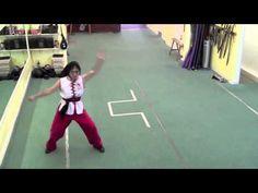 Choy Li Fut - Jiangmen Siu Sup Ji - Small Cross Pattern (+playlist)