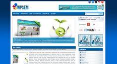 Wpsem v1.0 Wordpress Teması