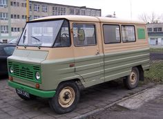 Zuk A09 Beast From The East, Warsaw Pact, Commercial Vehicle, Motorhome, Buses, Industrial Design, Poland, Cool Cars, Camper