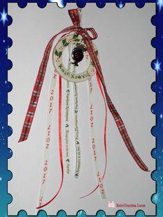 κεραμικά γούρια Good Luck, Dream Catcher, Charms, Ceramics, Detail, Handmade, Decor, Ceramica, Dreamcatchers
